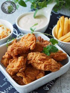Nie należymy do osób żywiących się w fast foodach, ale raz na jakiś czas, przy okazji wyjazdów zatrzymujemy się, aby zjeść kurczaka w KFC...
