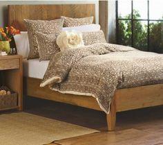 VivaTerra - Plank Vintage Bed - VivaTerra