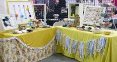 oh, sweet joy!: handmade monday: craft show booth inspiration