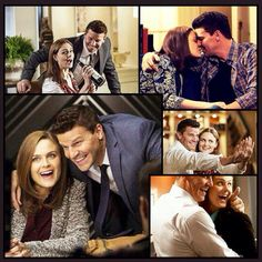 Love is in the air Booth And Bones, Booth And Brennan, Bones Tv Series, Bones Tv Show, Emily Deschanel, Popular Shows, Ncis, Sherlock, Movies And Tv Shows