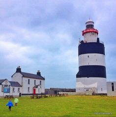 Hook lighthouse, Wexford, Ireland, one of the oldest operational lighthouses in the world. The tower dates to the 13th century.