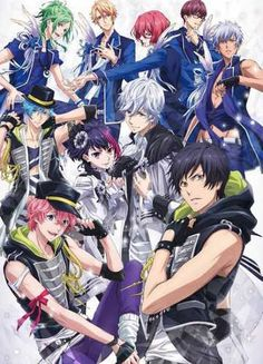 B-PROJECT : Kodou Ambitious 01 VOSTFR | Animes-Mangas-DDL
