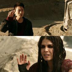Monty and Octavia reunite!