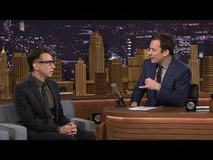 "The Tonight Show Starring Jimmy Fallon: Reese Witherspoon, Fred Armisen, Rick Ross: Fred Armisen Overcame Heights for a Role -- Fred talks about how his fear of heights made him the awkward guy on the set of ""Modern Family"" and Jimmy asks about the return of ""Portlandia."" -- http://www.tvweb.com/shows/the-tonight-show-starring-jimmy-fallon/season-1/reese-witherspoon-fred-armisen-rick-ross--fred-armisen-overcame-heights-for-a-role"