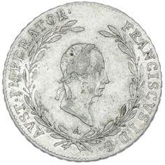 20 Kreuzer 1828 A