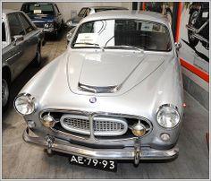 1954 Fiat Osca 1100/103 Touring Veloce Coupe Fissore