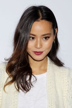 Jamie Chung attends the Keds Centennial Celebration held at Center548 on February 10, 2016 in New York City.