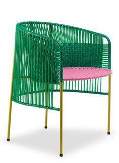 dining chair Caribe via Goodmoods