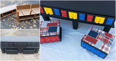 13 Projects Inspired By Your Box Of Old Lego