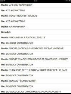 Sherlock/Spongebob crossover OMIGOD. OHMIGOD. CAN'T STOP LAUGHING.
