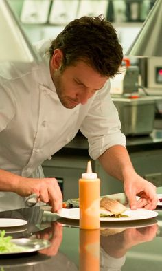 Bradley Cooper stars as Chef Adam Jones in Burnt, a movie about second chances—and of course, food—that foodies and non-foodies alike will love.