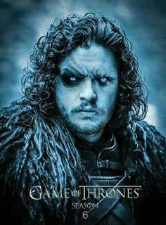 Jon Nieve... end and... Azor Ahai