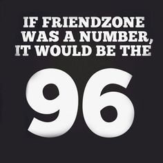 The Friendzone Number