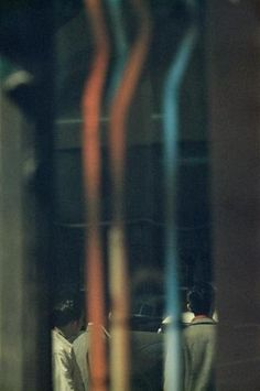 Saul Leiter - Pipes, c. 1960
