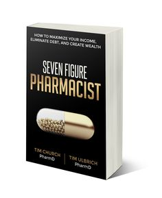 Written by pharmacists for pharmacists, Seven Figure Pharmacist will help you protect and transform your pharmacist salary into wealth.