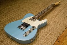 Custom Blue Telecaster