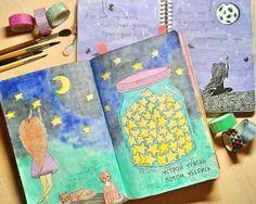Wtj | Wreck this journal | Уничтожь меня | Kery Smit | блокнот | идеи