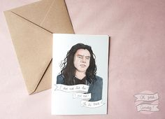Hey, I found this really awesome Etsy listing at https://www.etsy.com/listing/193131841/tommy-wiseau-watercolor-portrait