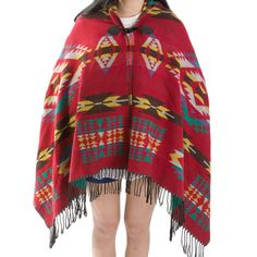 Bohemian Hooded Shawl, 58% discount @ PatPat Mom Baby Shopping App