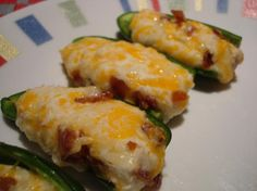 Yummy Stuffed Jalapenos