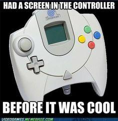 Dreamcast memories