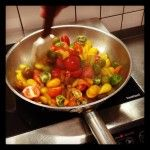 Homemade Heirloom Tomato Ragu. Cookology Culinary Boot Camp. http://www.cookologyonline.com.