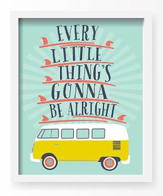 Every little thing's gonna be alright | Bob Marley