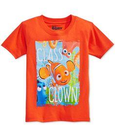 Finding Dory Little Boys' Class Clown T-Shirt