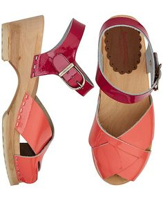 Swedish Sandal Clogs By Hanna Andersson | Girls Shoes = Summer Favorites