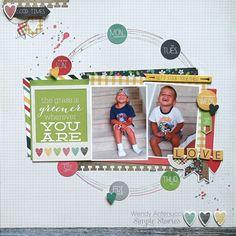 Let's Stick Together **Simple Stories DT** - Scrapbook.com