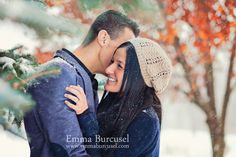 couple winter photoshoot ideas winter engagement photoshoot  winter couples Snow couple photography