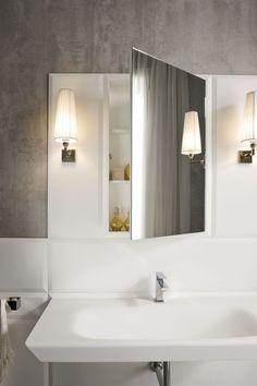Badezimmer Spiegelschrank Passend Zum Modernen Wohnstil #badezimmer  #modernen #passend #spiegelschrank #wohnstil
