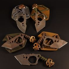 'One Of A Kind' Quality Goods Made in America Pretty Knives, Cool Knives, Knives And Swords, Best Pocket Knife, Pocket Knives, Everyday Carry Items, Neck Knife, Forged Knife, Throwing Knives