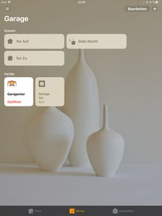 Apple HomeKit Garagentor, Torsteuerung, Smart Thinks, Torsteuerung HomeKit