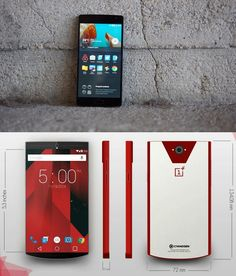 OnePlus is working on its new flagship OnePluse 3 smartphone while its images leaked online