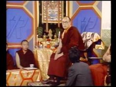 Amazing and very unique recording of HH 16 Karmapa Interview which took place during His Holiness Karmapa visit in USA in 1976. The Karmapa (officially His Holiness the Gyalwa Karmapa) is the head of the Karma Kagyu, the largest sub-school of the Kagyupa (Tibetan Bka' brgyud), itself one of the four major schools of Tibetan Buddhism.