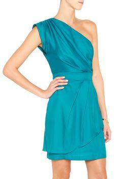 One-Shoulder Cocktail Dress (KUP6M469-9H6) $118.00 http://www.bcbgeneration.com/One-Shoulder-Cocktail-Dress/KUP6M469-9H6,default,pd.html?dwvar_KUP6M469-9H6_color=9H6=shop-dresses#