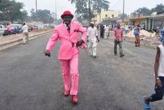 男のファッションの意義は、コンゴ共和国のサプールに学べ! | ギャザリー