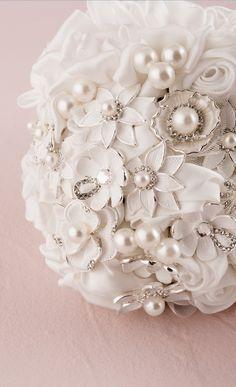 Prettypearl bouquet - Weddingstar