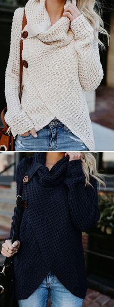 Diy Fashion Dresses Projects 63 Ideas For 2019 Diy Fashion Dresses, Winter Fashion Outfits, Trendy Dresses, Sweater Fashion, Sweater Outfits, Cute Outfits, Fashion Hair, Fashion Moda, Trendy Fashion