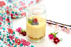 cheesecake raw al mango | Lablondenfarinee