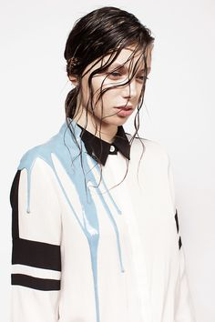 CAMEO THE LABEL PAINTBOX EDITORIAL CAMPAIGN In stores end September 2013