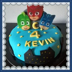 super pj cake