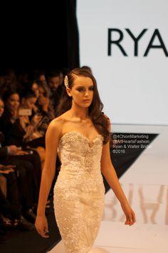 #WltrCollection #ArtHeartFashion #FW16 #fashion #runway #LAFW #bride #wedding #weddinggown #bridalgown #bridal #weddingdress