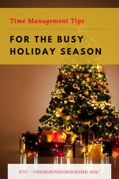 Time Management Tips During the Busy Holiday Season: Moms are always busy, but busy is an understatement during the holiday season. Here are tips to help you keep your holiday stress to a minimum. Fun Holiday Desserts, Holiday Decor, Holiday Stress, A Child Is Born, Time Management Tips, Ask For Help, Holidays With Kids, Christmas Morning, Quality Time