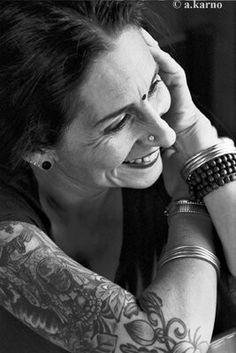 Carolena Nericcio ~ American Tribal Style #bellydance