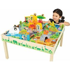 Imaginarium Zoo Play Table Toys R Us