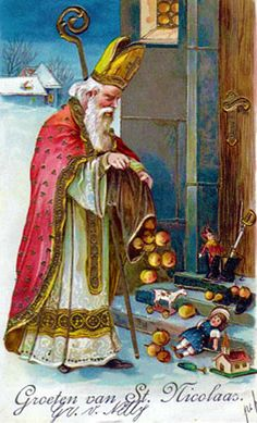 Happy St. Nicholas Day! I love this day! #SaintOfTheDay St. Nicholas Day from Skip to my Lou {Christmas Tradition Series}