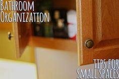 Bathroom Organization Tips For Small Spaces - @target  #ScottTubeFree #Ad Justina's Gems