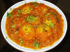 An amazing dish I had in Rajasthan.  A sweet tomato curry with a delicious stuffed tomatoes.  I will use this to build my own recipe for one of my favorite dishes in India.